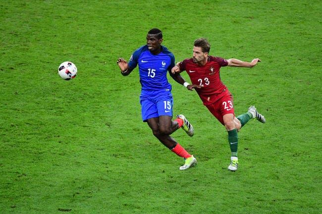 Portugal - France : 1-0 ap