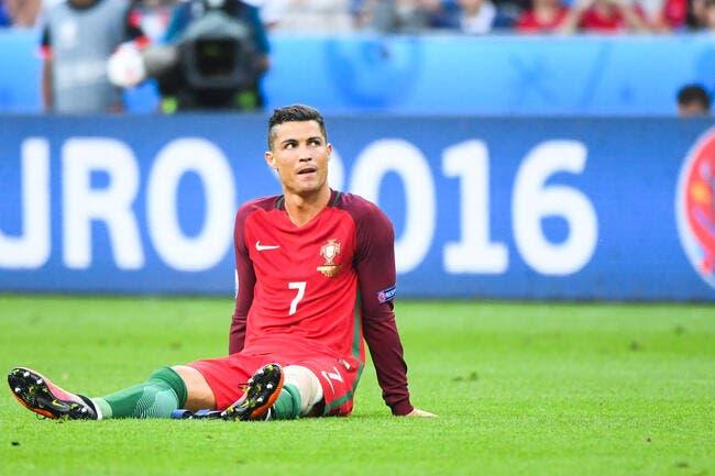 Portugal : La maman de Cristiano Ronaldo en veut à Payet