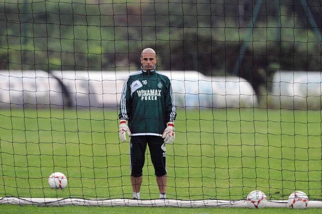 ASSE : Jérémie Janot est de retour chez les Verts !