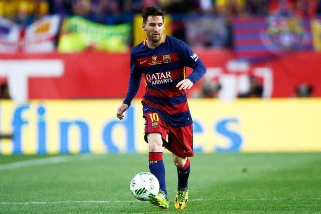 Barça : Dégoûté, Messi envisage de quitter Barcelone en 2018