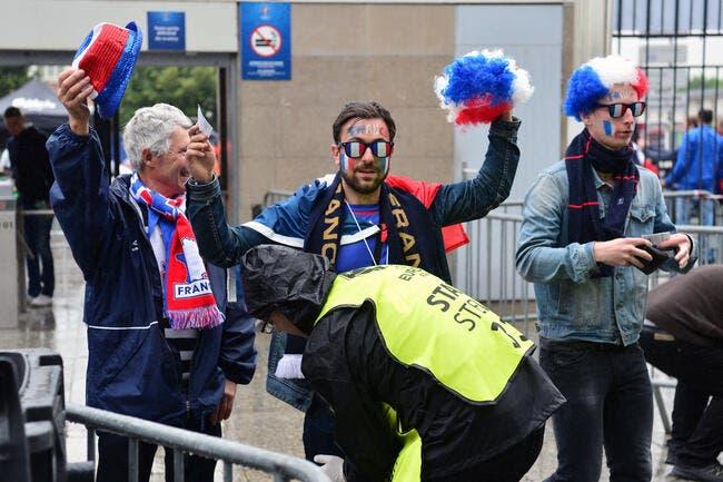 Euro 2016 : Le Ministre roule des mécaniques pour la France