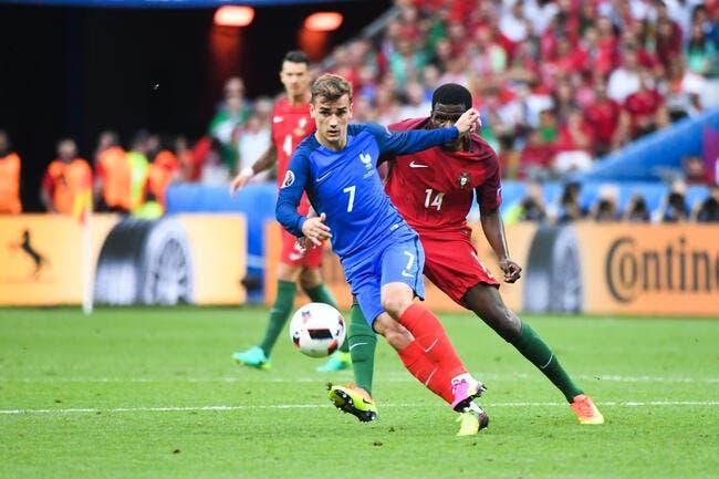 Euro 2016: Griezmann meilleur joueur devant Cristiano Ronaldo