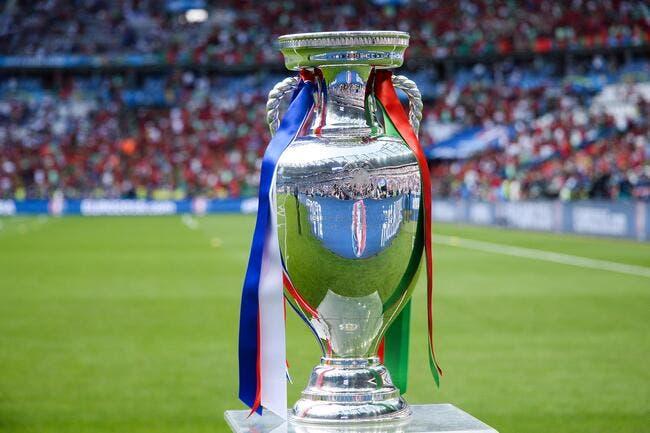 Euro 2016 : L'UEFA dévoile l'équipe-type !