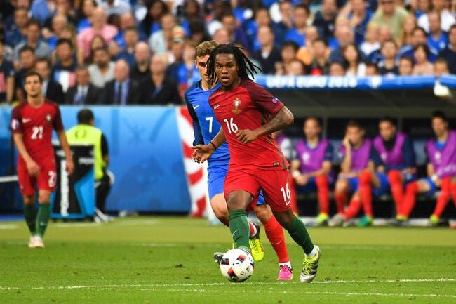 Euro 2016 : Renato Sanches meilleur jeune