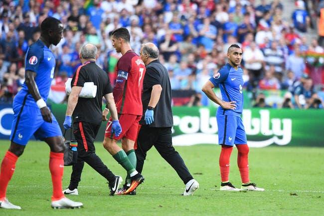 France: Payet revient sur la blessure de Cristiano Ronaldo