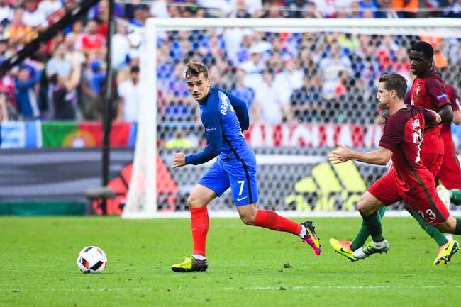 Griezmann:«C'est frustrant, chiant, mais c'est le foot»