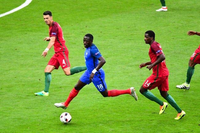 Les notes de France-Portugal: Sissoko au top, Payet en flop