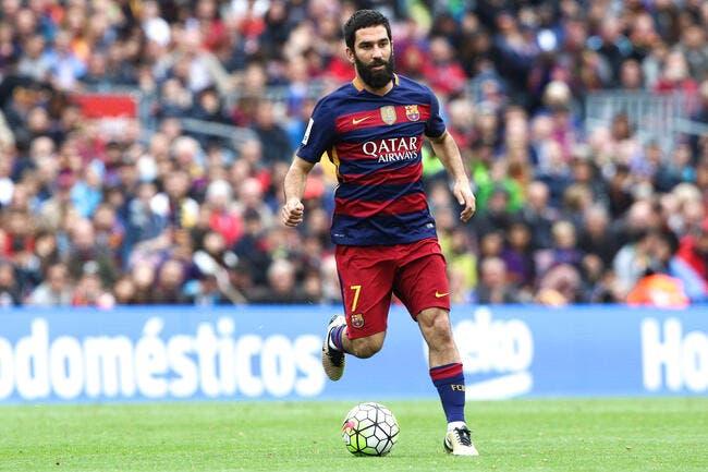 Mercato: Arsenal se jette sur un bide du Barça