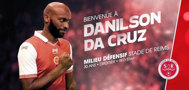 Officiel : Reims recrute un sixième joueur