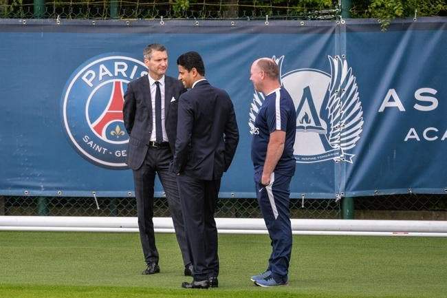 PSG: Le prochain centre d'entrainement sera à Poissy !
