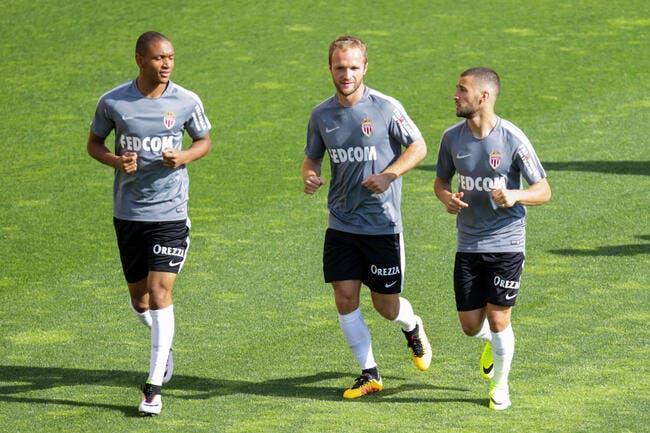 Amical: Monaco s'incline contre Lucerne