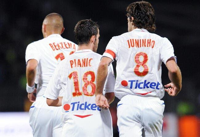 Juventus : Pjanic remercie encore Juninho pour les leçons à l'OL