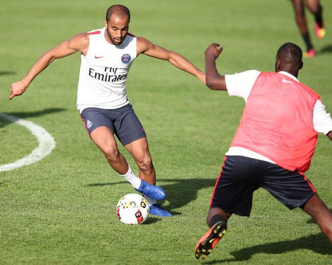 PSG : Un départ de Paris cet été ? Lucas n'y songe même pas