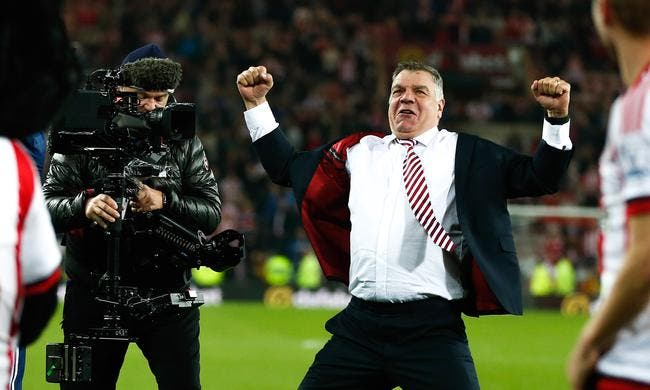 Angleterre : Big Sam Allardyce sélectionneur national ?
