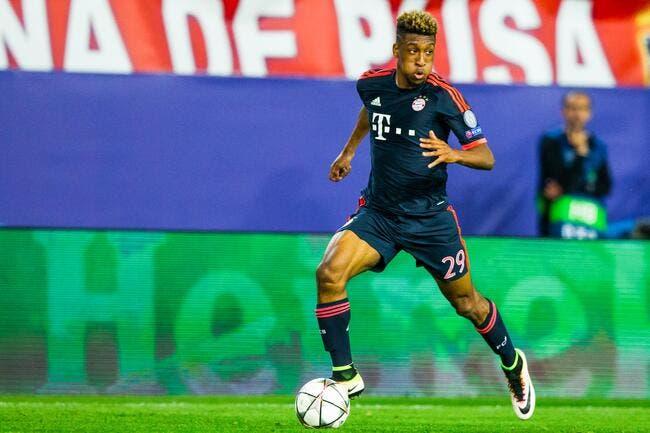 Bayern : Coman va cartonner grâce à son meilleur souvenir du PSG
