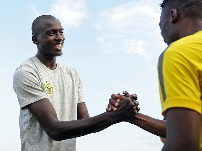 Bordeaux : Yambéré prêté par les Girondins à l'Anji Makhatchkala