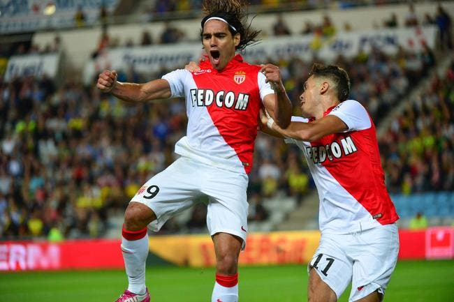 Monaco - Sporting Lisbonne : 4-1