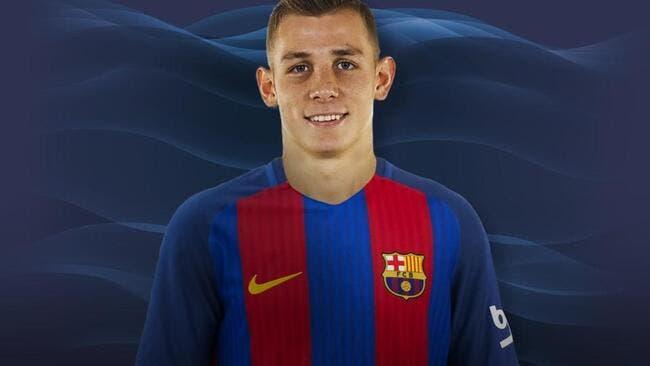 Officiel : Lucas Digne au FC Barcelone pour 16,5ME plus des bonus