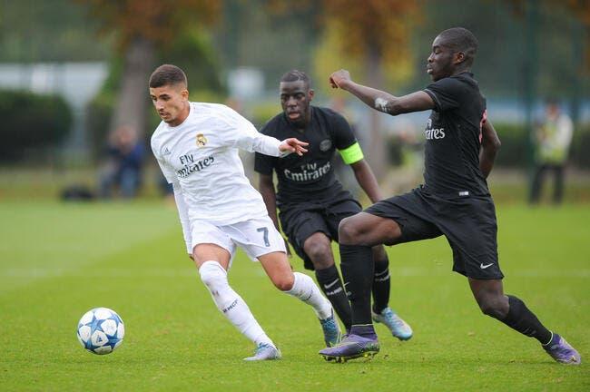 PSG : Wilfried Kanga officiellement prêté à Créteil