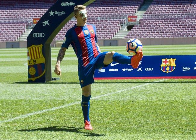 Barça: Digne se voit pousser Jordi Alba sur le banc
