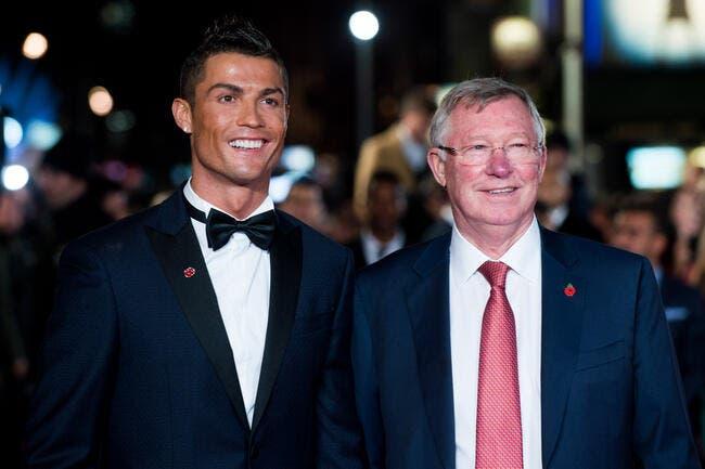 Cristiano Ronaldo est au sommet depuis 10 ans, même Sir Alex est bluffé
