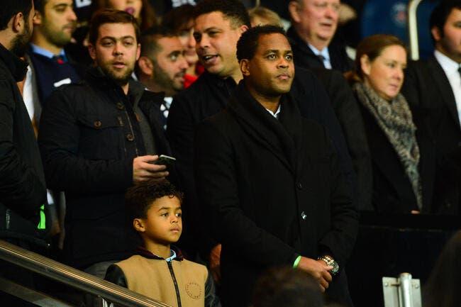 Officiel: Patrick Kluivert nommé «directeur du football» au PSG