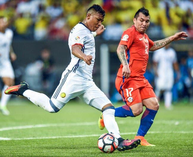 OL: Jouer en Europe grâce à la Chine, Roger Martinez explique son choix