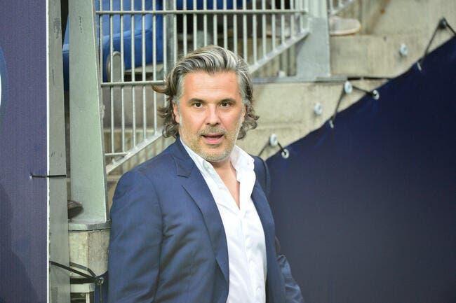 OM: Labrune annonce qu'il va quitter le club