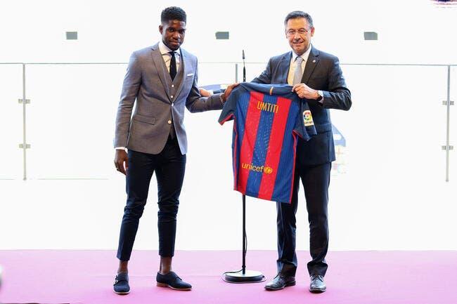 Barça: Digne titulaire, Umtiti au placard... Luis Fernandez est cash