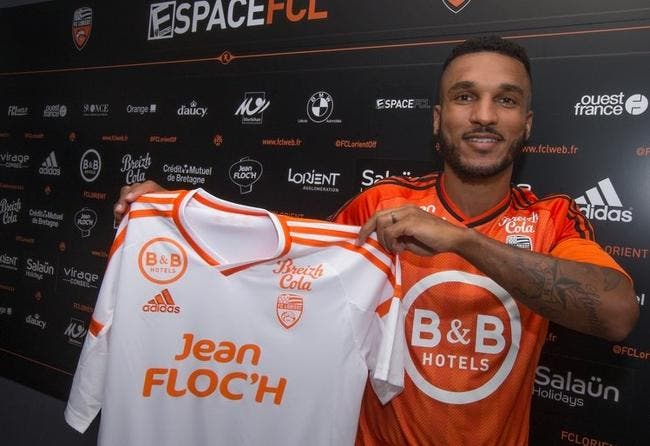 Officiel: Sylvain Marveaux rebondit à Lorient