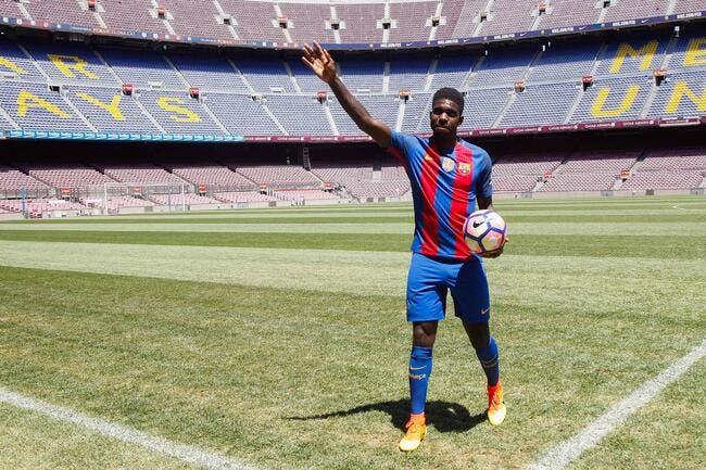 OL: Sergi Darder fait la pub d'Umtiti pour les fans du Barça