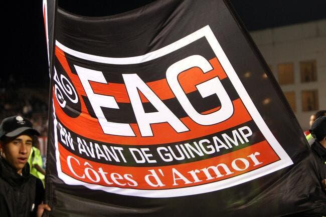 Brest - Guingamp : 2-0