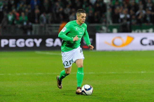 Lausanne - ASSE : 4-1