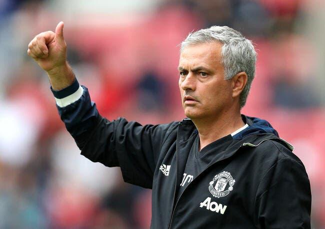Man United: Les Red Devils lui ressemblent déjà, Mourinho applaudit