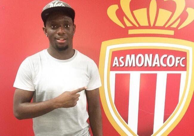 Monaco : Tormin passe pro à l'ASM