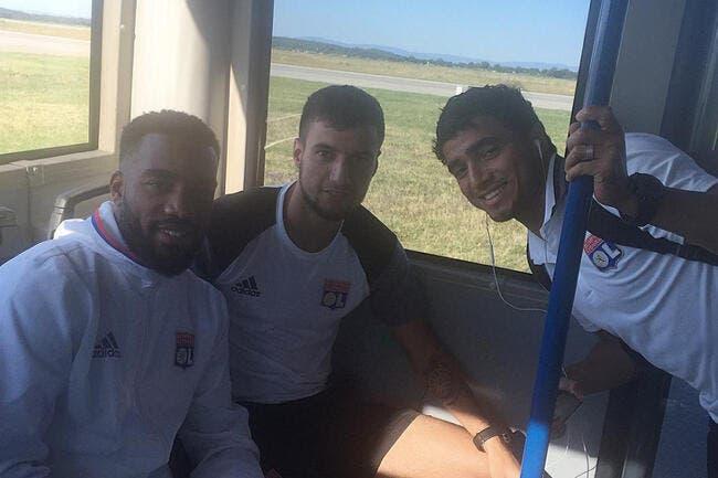 OL : Les Lyonnais sont rentrés de Turquie