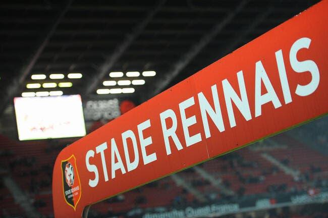 Rennes - USM Alger : 1-0