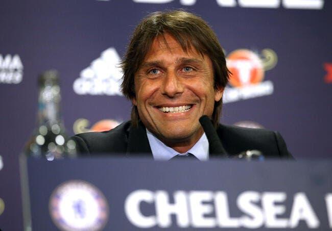 Chelsea : Conte chauffe ses stars, elles ne feront pas la loi