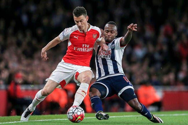 Mercato : Et si Koscielny larguait Arsenal malgré un salaire colossal ?