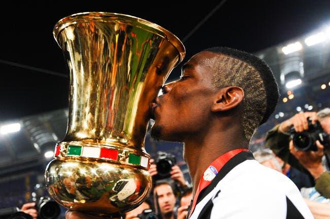 Juventus : Pogba à MU, un méchant retour en arrière selon Allegri
