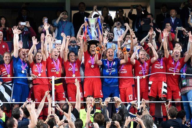 UEFA : Neuf footballeuses de l'OL en lice pour la meilleure joueuse de l'année