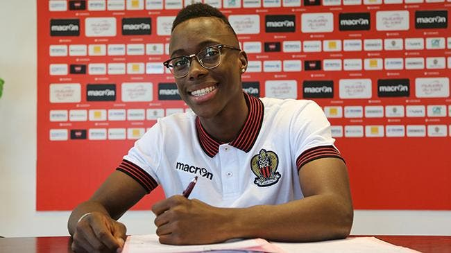 Officiel: Lusamba signe à Nice