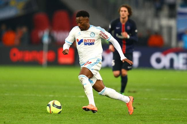 OM : Nkoudou est à Tottenham, Njie toujours en balance
