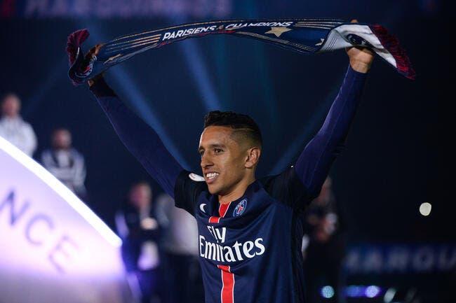 PSG : Marquinhos aimerait bien quitter le Paris SG, mais...