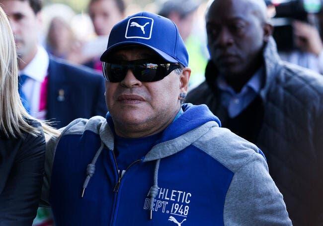 Argentine : Maradona candidat pour reprendre la sélection