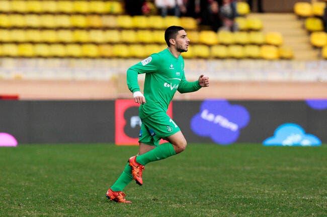 ASSE : Maupay prêté pour une saison à Brest