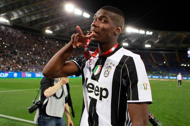 Mercato : Accord Juventus - Man Utd à 120ME pour Paul Pogba !