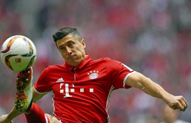 PSG : Fin brutale pour la rumeur Lewandowski
