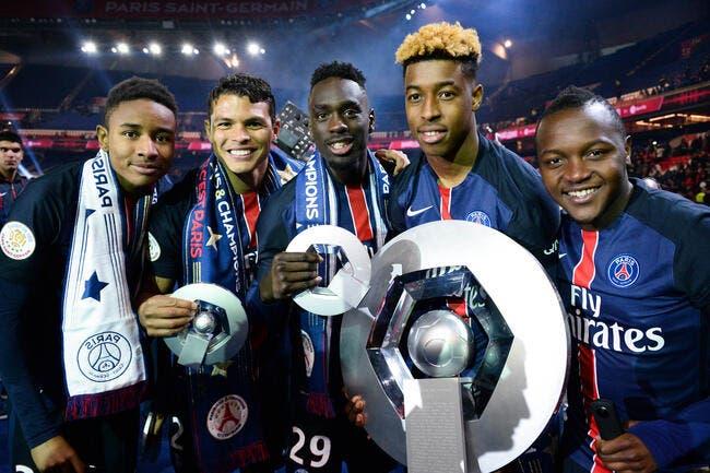 PSG : L'avenir défensif du Paris SG a un nom et il peut étonner