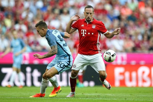 Bayern Munich : Le style Ribéry, Carlo Ancelotti est fan